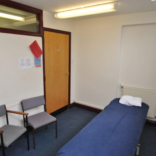 Health room JT